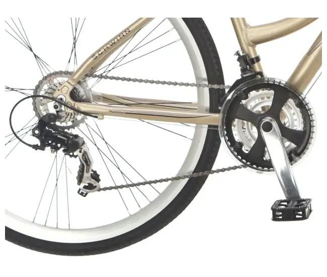 Bike Performance Schwinn Review Ac