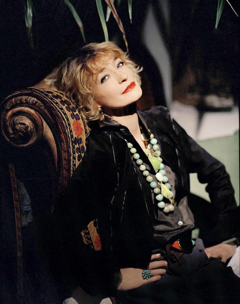 Ariel De Ravenel On Loulou De La Falaise The Glamorous