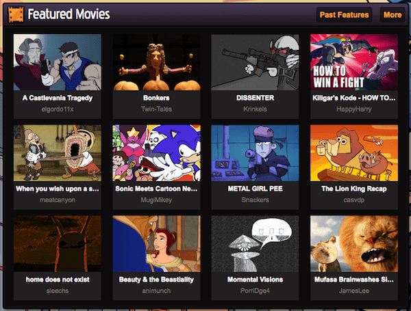 List Cartoons Boomerang