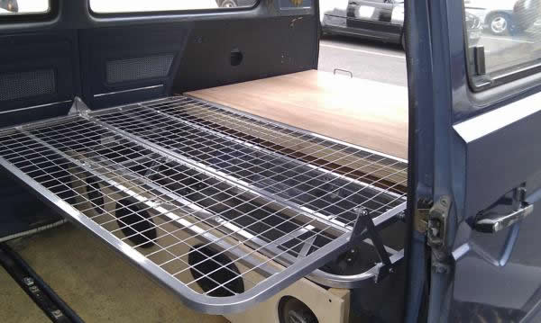 T25 Rock And Roll Bed Volkswares