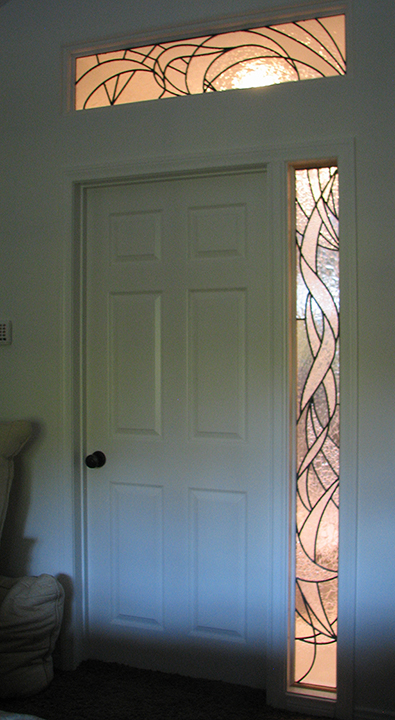 Glass Art Stained Leaded Amp Beveled Glass Doors Ca