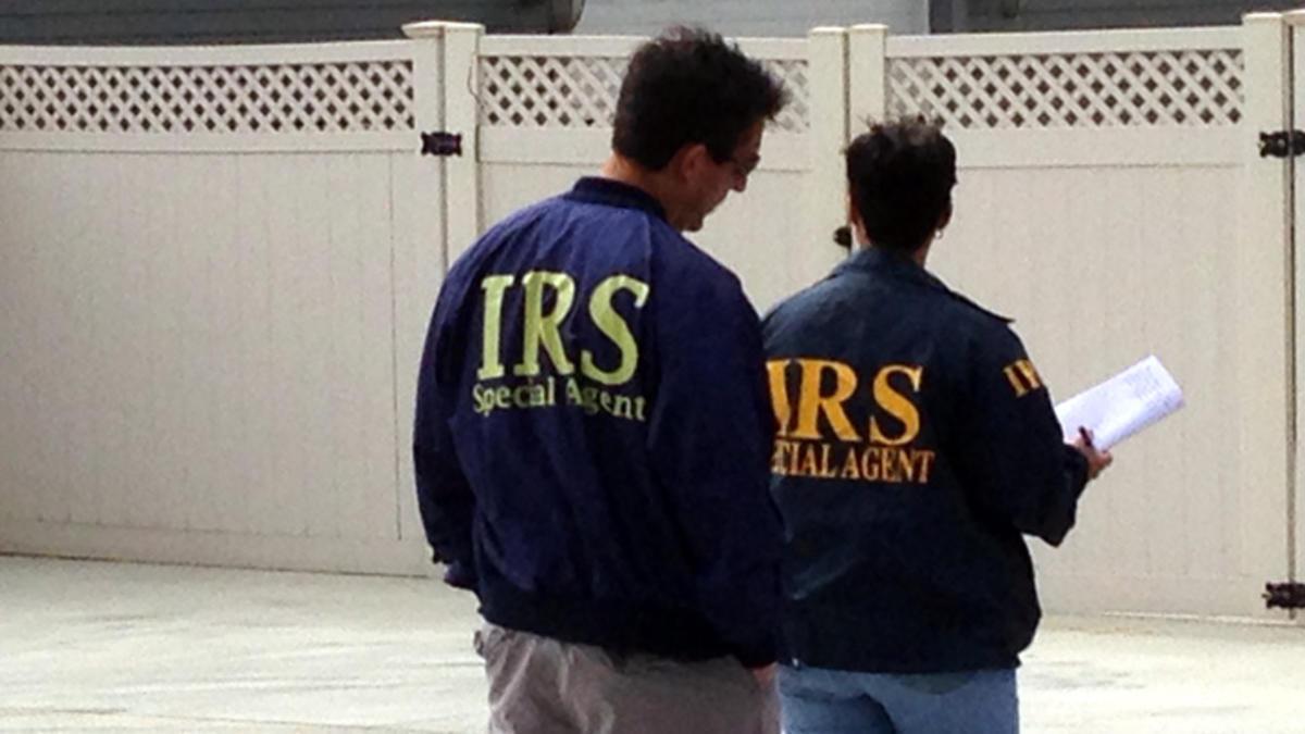 Investigation Irs Criminal Raid