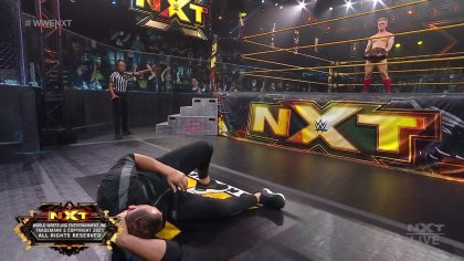 WWE NXT Outcomes August 10