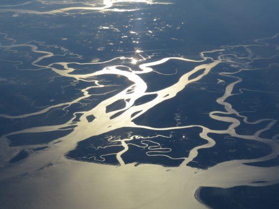 Hva er elven Delta i geografi?