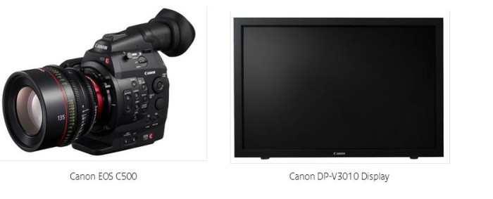Canon implements new UHDTV standards and improves 4K workflow with latest firmware updates