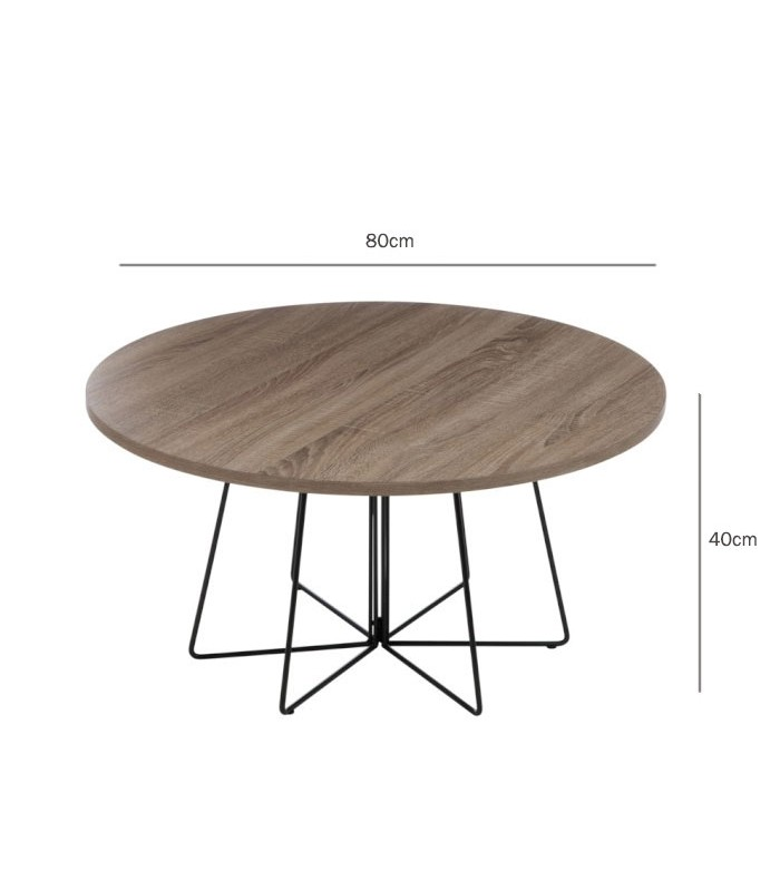 Coffee Table 80cm X 40cm