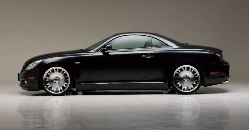 Executive Line Body Kit For Lexus Sc Wald Ukraine