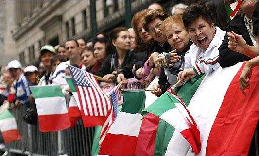 Italians Of New York City Walks Of New York