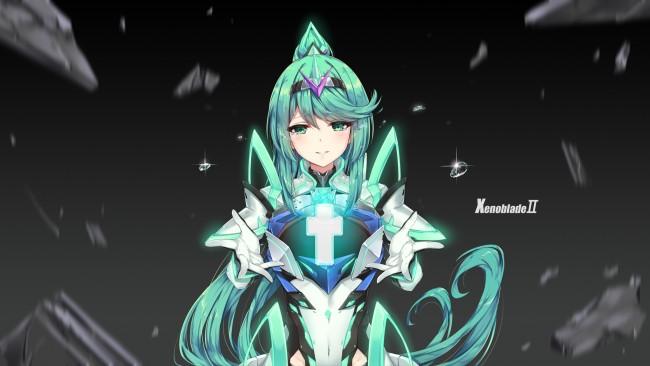 Download 3840x2160 Xenoblade Chronicles Ii Pneuma Aqua