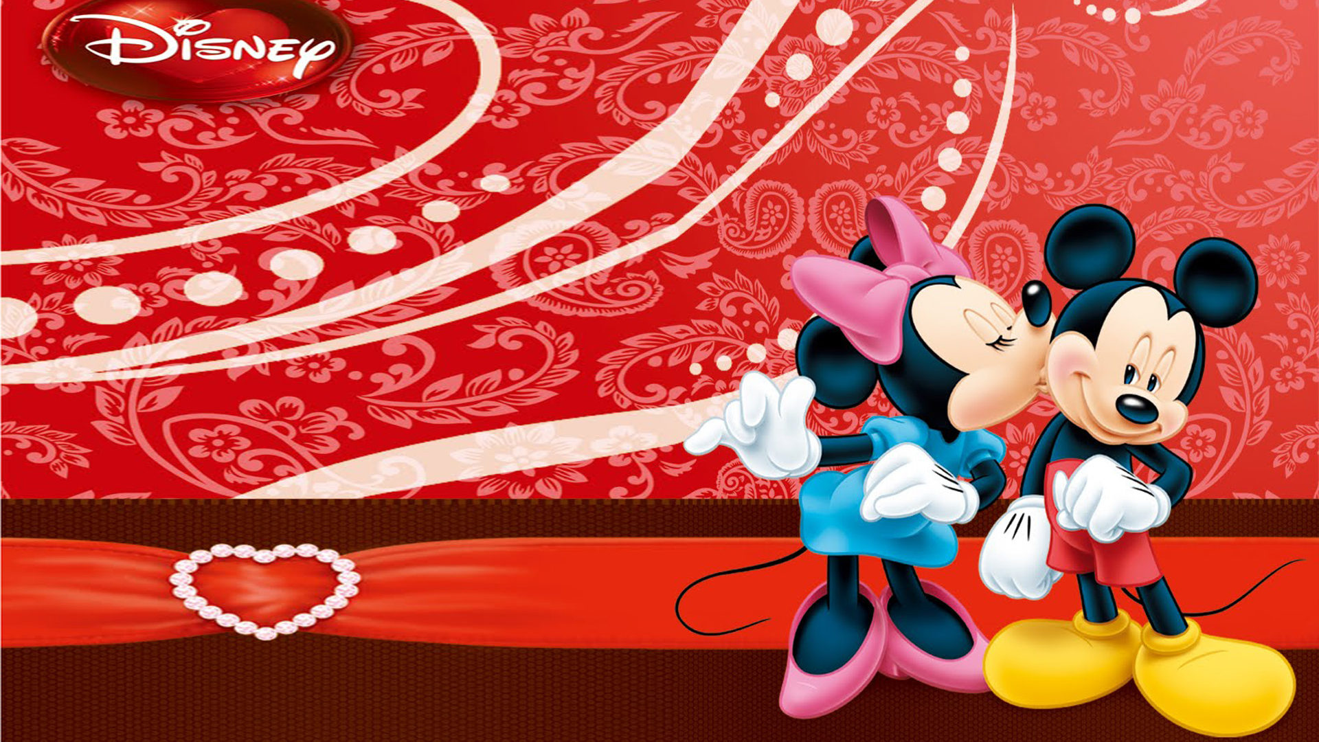 Mickey Mouse Disney Art