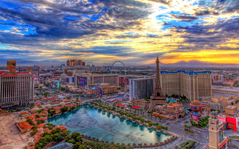Las Vegas Lights Christmas