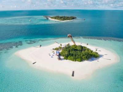 Vacation In Paradise Beaches On Small Island Maldives ...