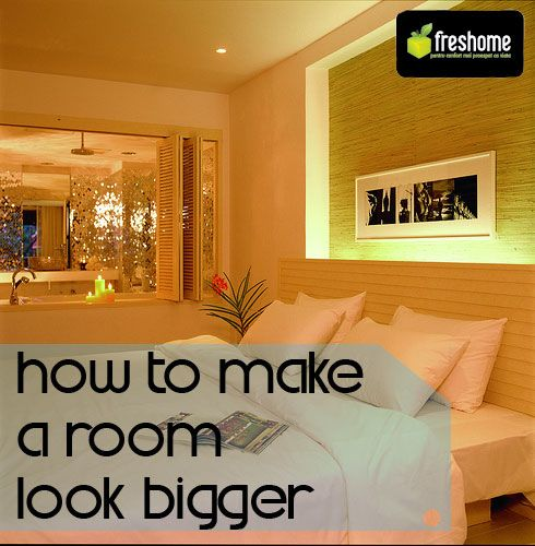 Download How To Make A Room Look Bigger With Wallpaper Gallery
