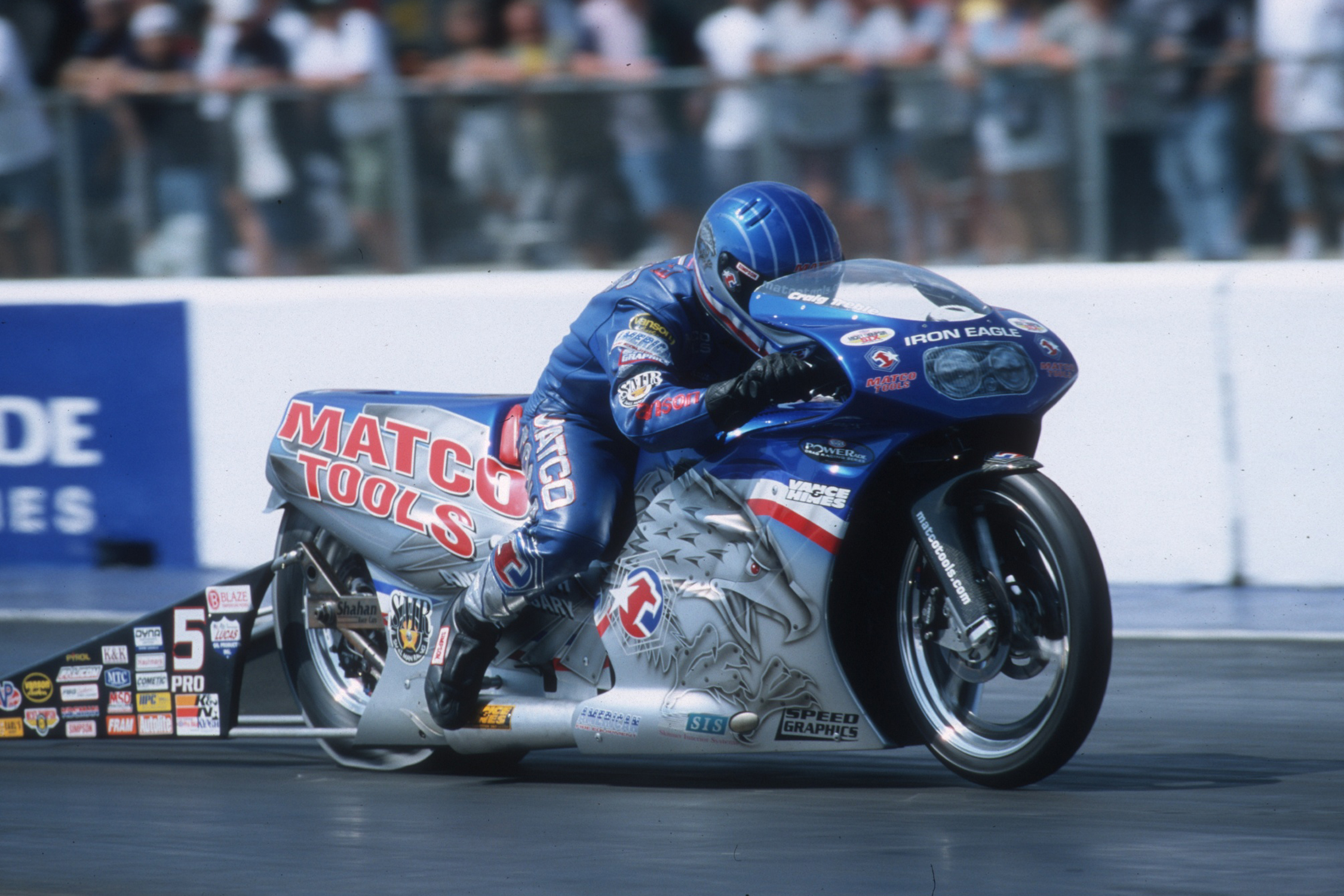 Pro Stock Motorcycle Wallpapers