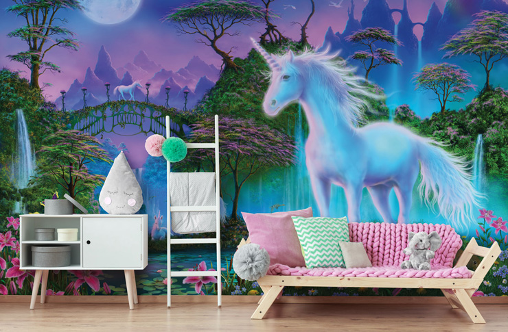 9 Unicorn Bedroom Ideas That Are Completely Magical And