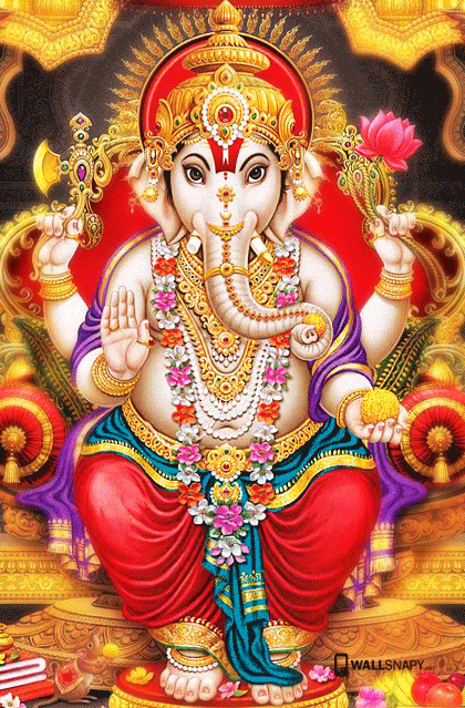 Ganesha Mobile Wallpaper Hd