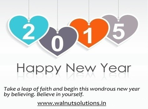 Happy New Year From WalnutSolutions