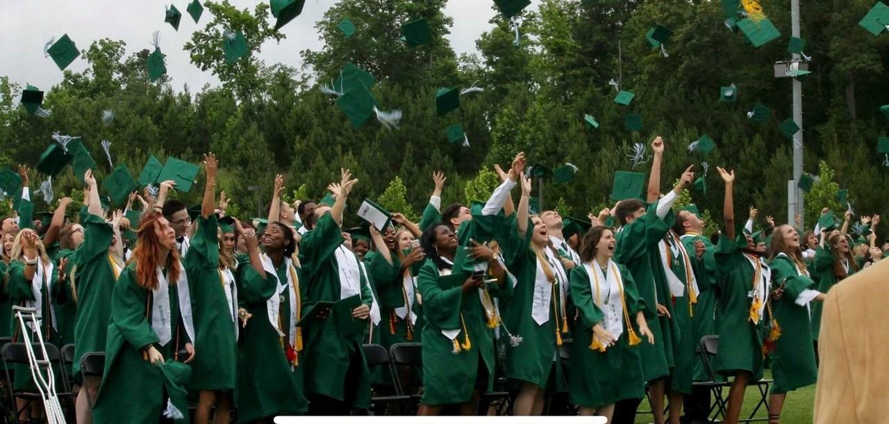 High School Senior Graduation Announcements