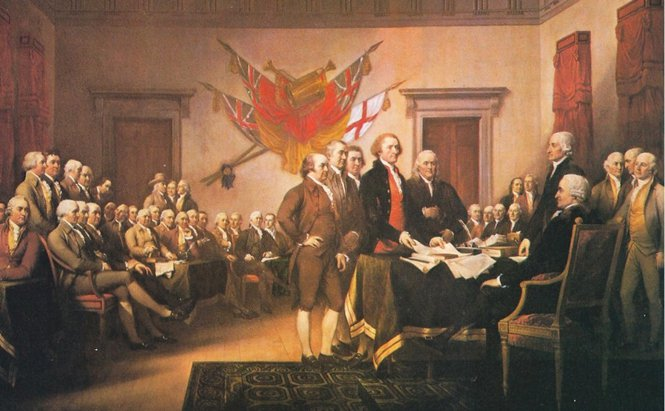 What Would Happened Those Who Declaration If War Independence Had Fail