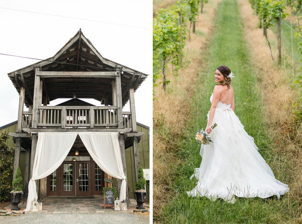 Standing Wedding Ceremony Ideas