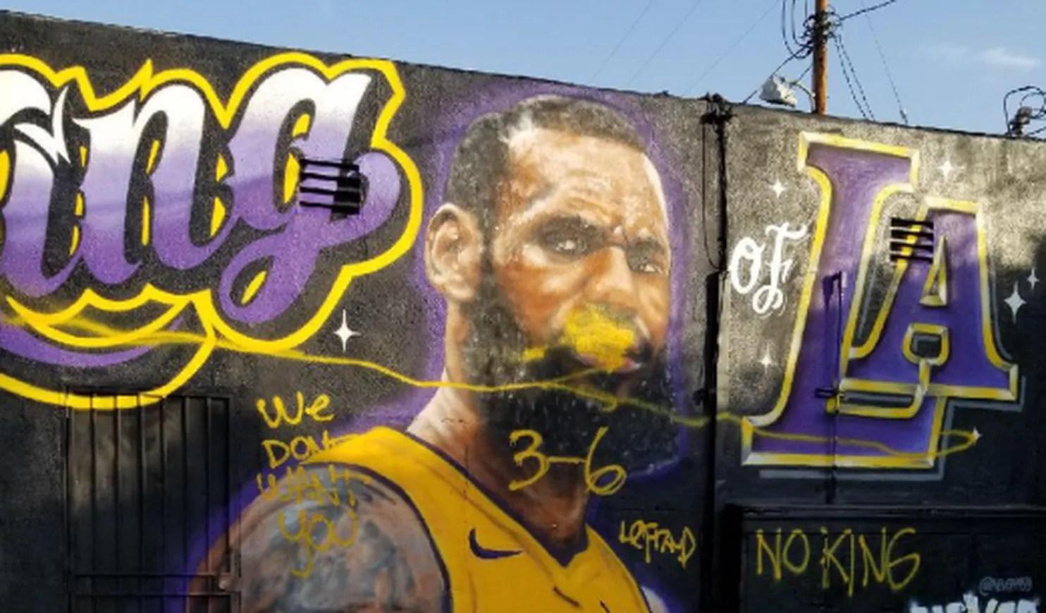 La Lakers New Logo