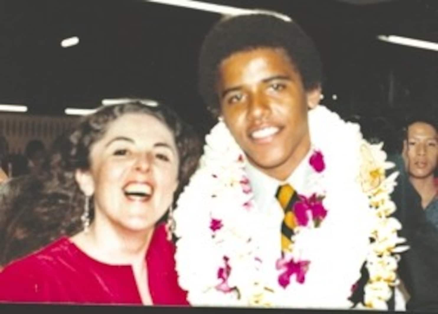 The 44th president was his mother's son - The Washington Post