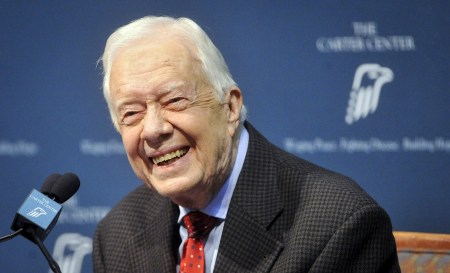 The Courage Of Jimmy Carter - The Washington Post