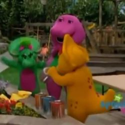 Does Your Garden Grow Barney | Gardening: Flower and Vegetables