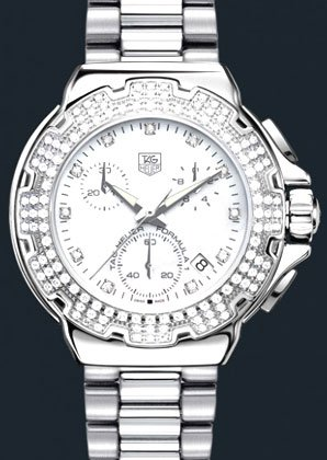 TAG Heuer Formula One Women's Watch, Sparkles With ...