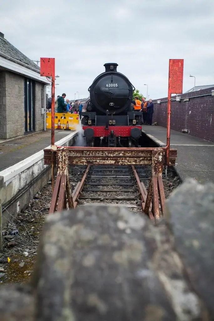My Scottish Travel Bucket List: Riding the Hogwarts Express
