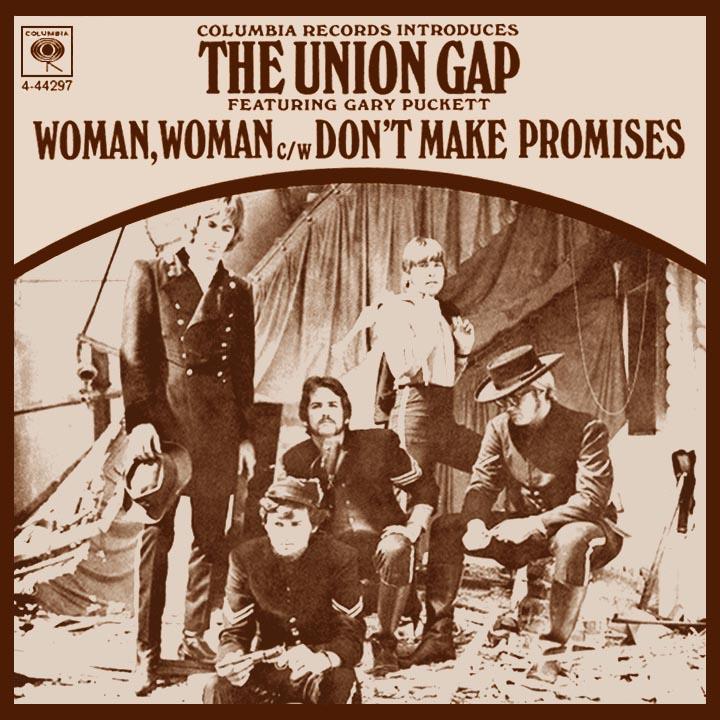 Woman Now Gary Puckett Union Gap Girl