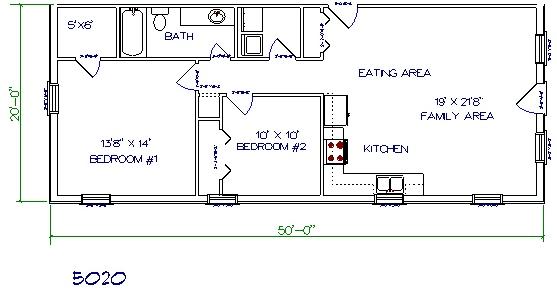 2000 Floor 4 Bedroom Open Plan Square Best Feet