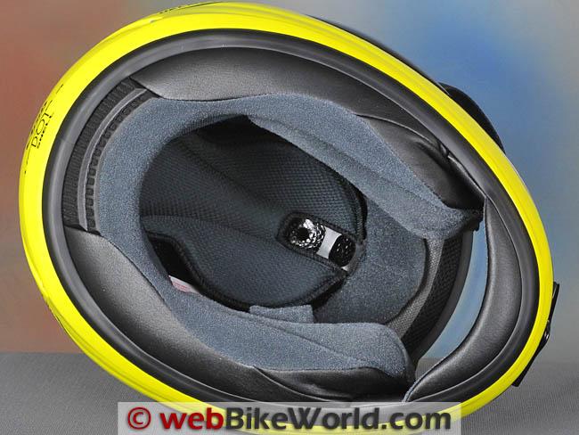 Helmet Arai Vector Review