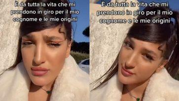 """Elena Hazinah: """"Presa in giro per come mi chiamo e le mie origini"""" – da dove viene e cosa significa il cognome?"""