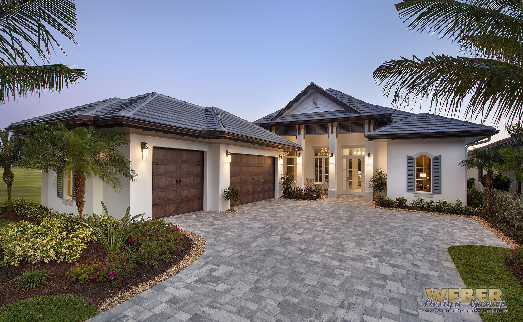 Small Mediterranean Home Designs