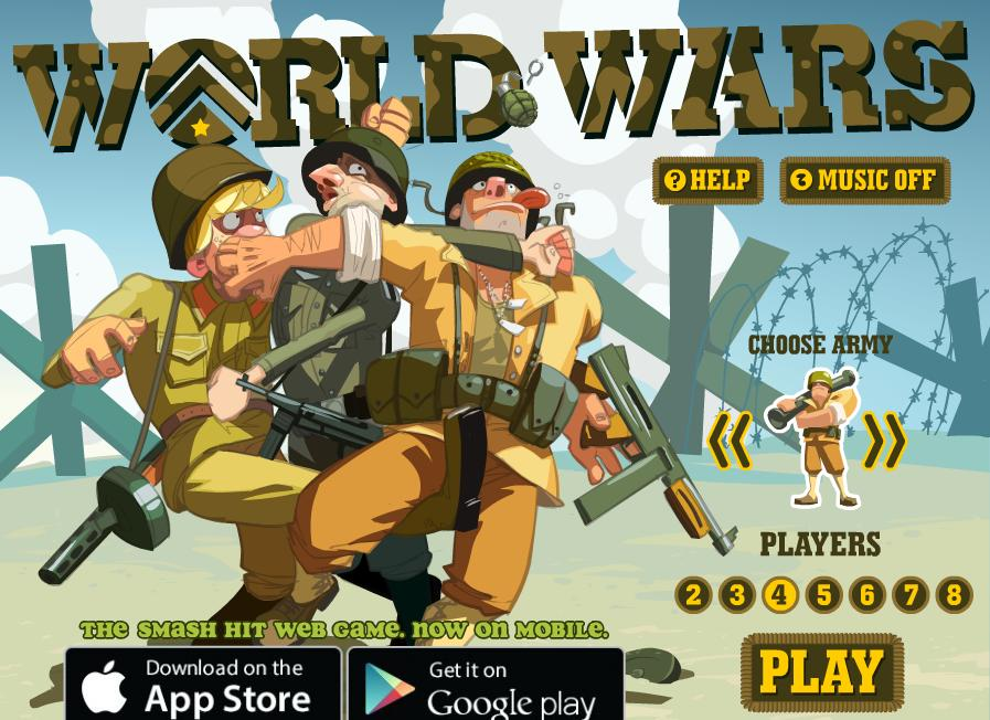 Flash Games  Free Online Latest Flash Games to Play   Download   Aug     WorldWars Flash Game