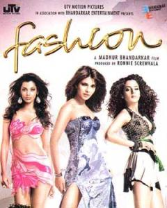 Hindi Movie FASHION Blu ray FASHION poster
