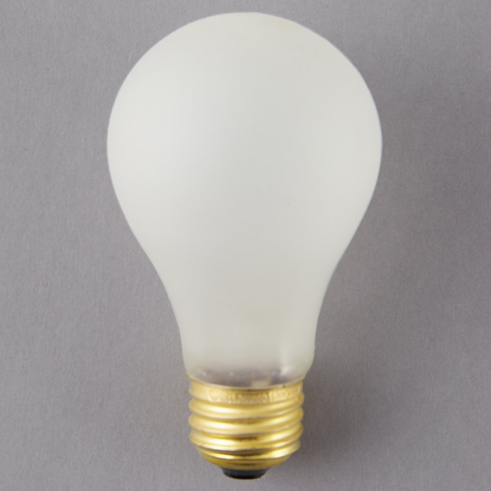 Rough Service Incandescent Light Bulbs