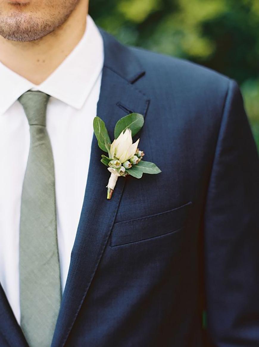 Summer Wedding Groom Attire