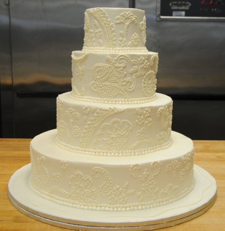 Buttercream vs Fondant  Wedding Cake Frosting   Wedding Fanatic Buttercream vs Fondant  Wedding Cake Frosting
