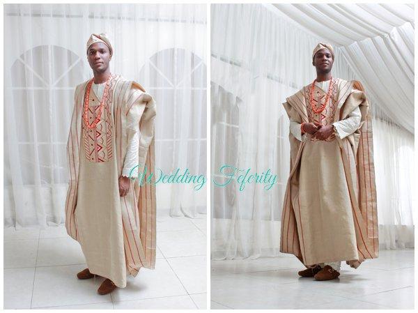 Traditional Wedding Attire Yoruba