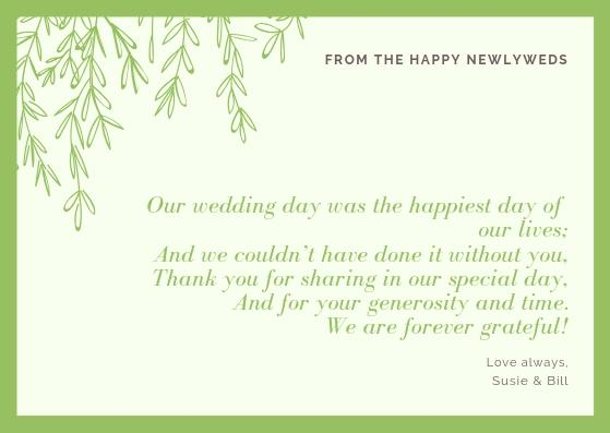 Design Your Own Wedding Stationery Online