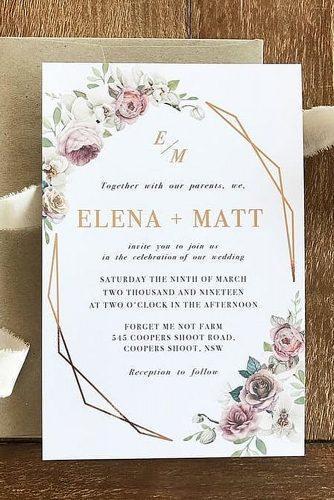 Marriage Invitation Matter