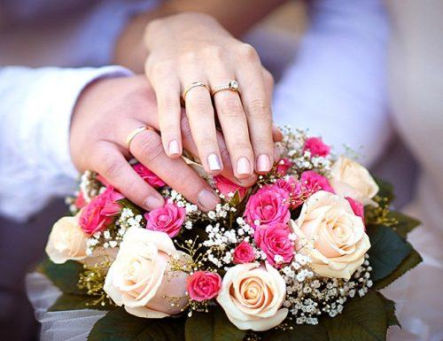 29 Ring Exchange Wording Examples To Steal   Wedding Forward