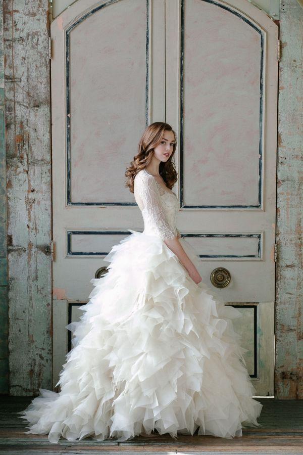 Autumn Wedding Dresses
