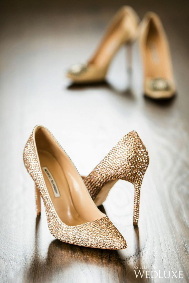 Sparkly Flat Shoes Wedding