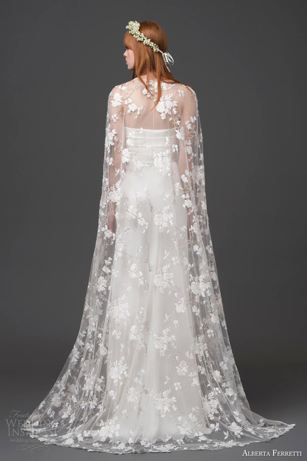 Alberta Ferretti Wedding Dresses Forever 2015 Bridal