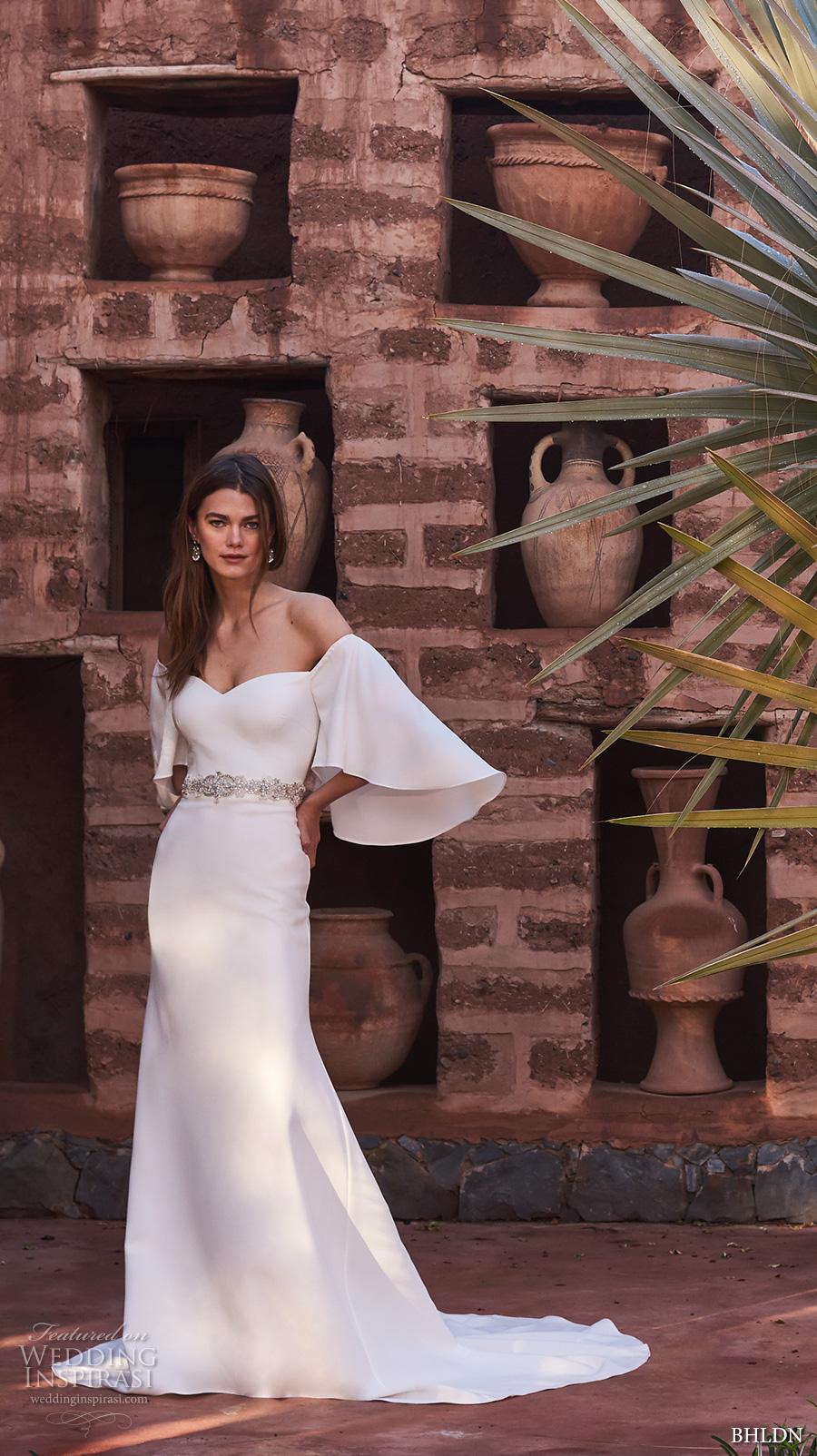 Bhldn S Neo Bohemian Wedding Dresses 2017 Oasis Bridal