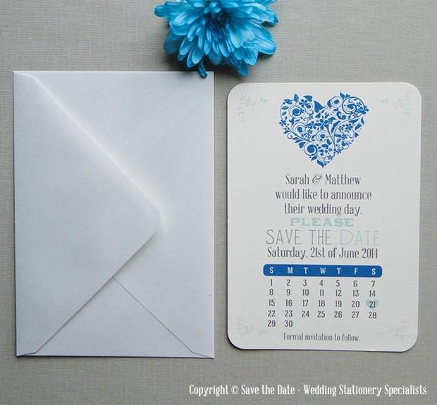 Save Date Cards Vistaprint