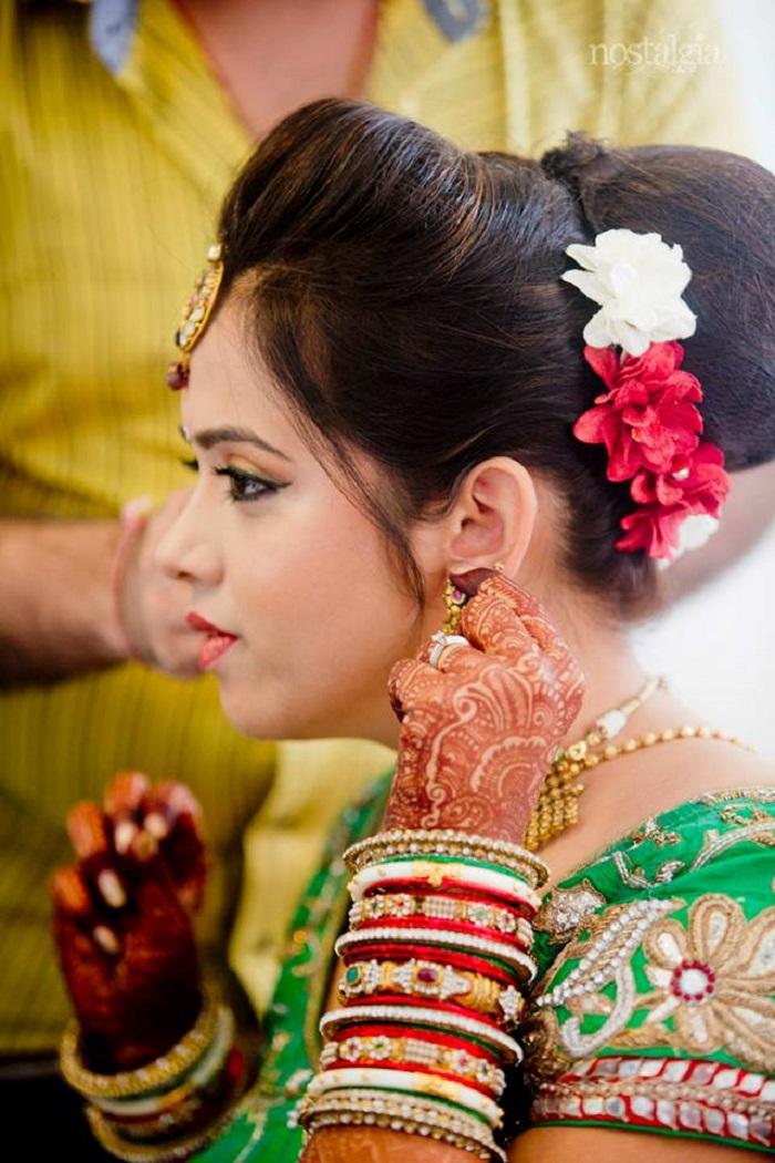 Wedding Attire Abroad